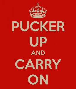pucker-up-and-carry-on