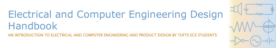 Electrical and Computer Engineering Design Handbook