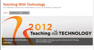 Teaching with Technology Symposium and Awards Program