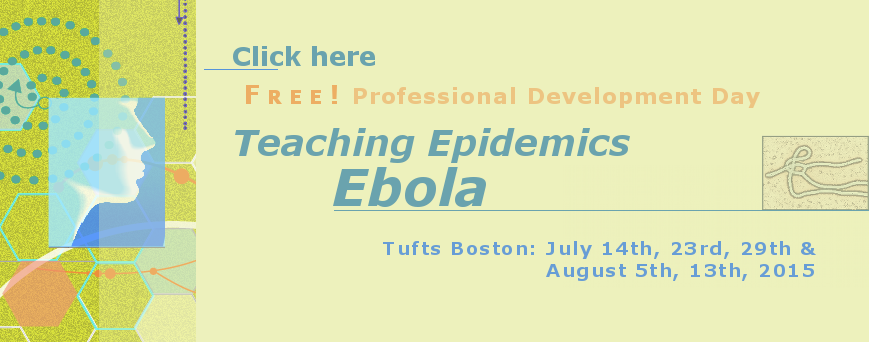 GreatDiseases PD summer 15 banner - Ebola