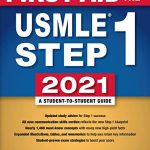 cover of first aid usmle 2021