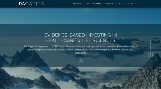 Contributing to the Healthcare Ecosystem through Evidence-based Investing