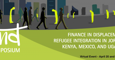 The FIND Symposium: Findings, Expert Discussion, and Recommendations for Refugee Financial Services