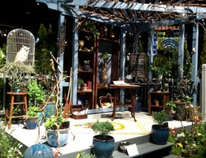 Want to make your veranda look like the Herbology Lab at Hogwarts? Here's some inspiration.