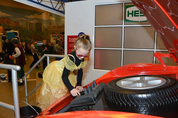 Do Princesses Wear Hiking Boots? Yes, and they fix cars too!