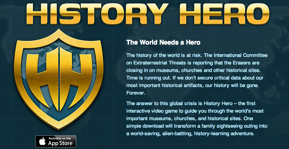 History Heros, Courtesy of HistoryHeros.com