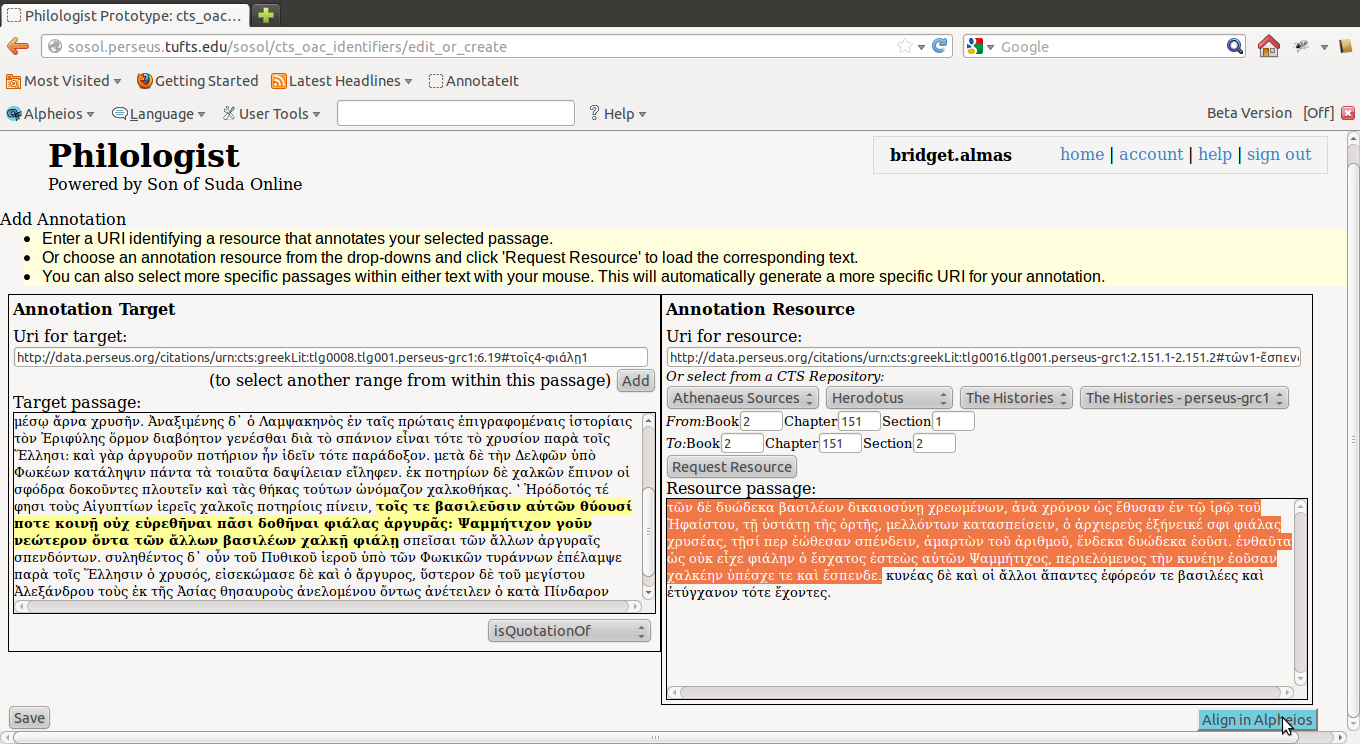 Tab The Uris For The Passages Will Be Included Asments In The  Xml