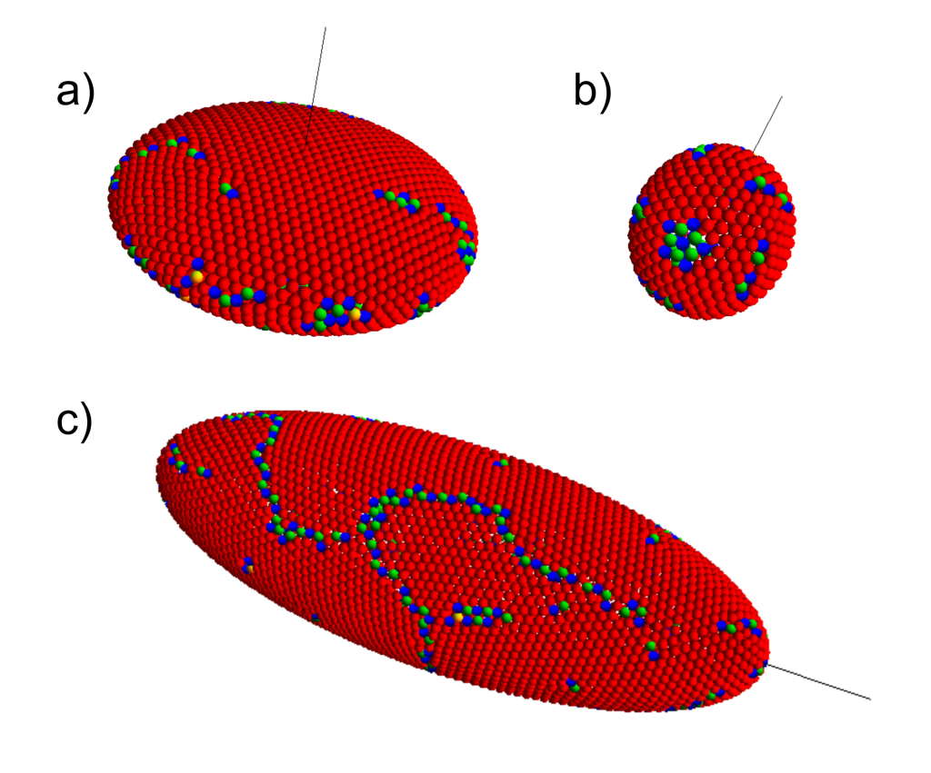PackingOnEllipsoids