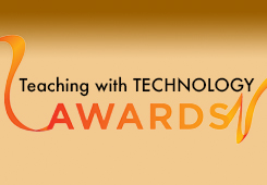 Congratulations to the 2018 Teaching with Technology Award Recipients!