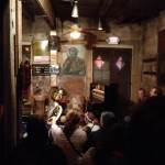 Inside Preservation Hall
