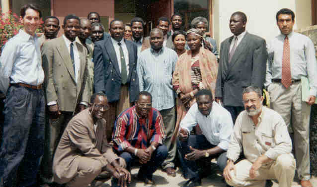 INSAH-Purdue Impact Assessment Workshop, Praia (Cape Verde), Feb.-Mar. 2000
