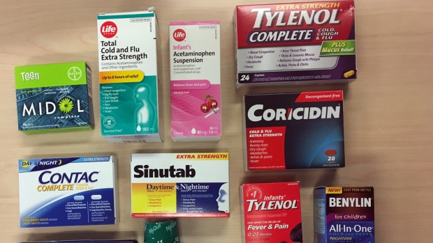 acetaminophen-products