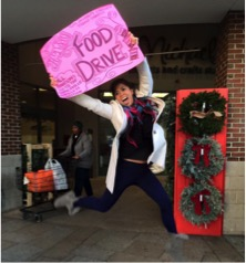 Holiday Food Drive 1