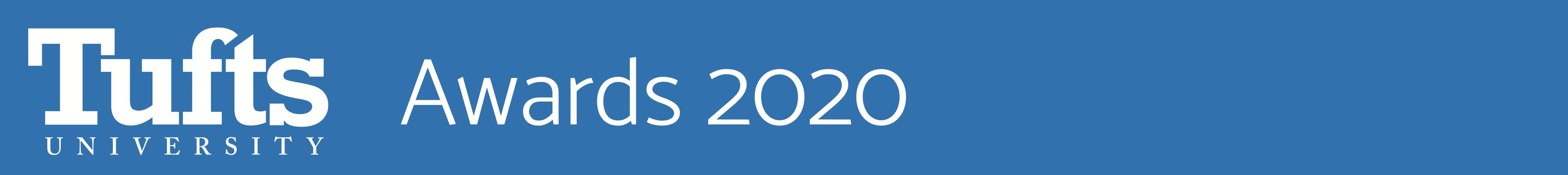 Tufts Awards 2020