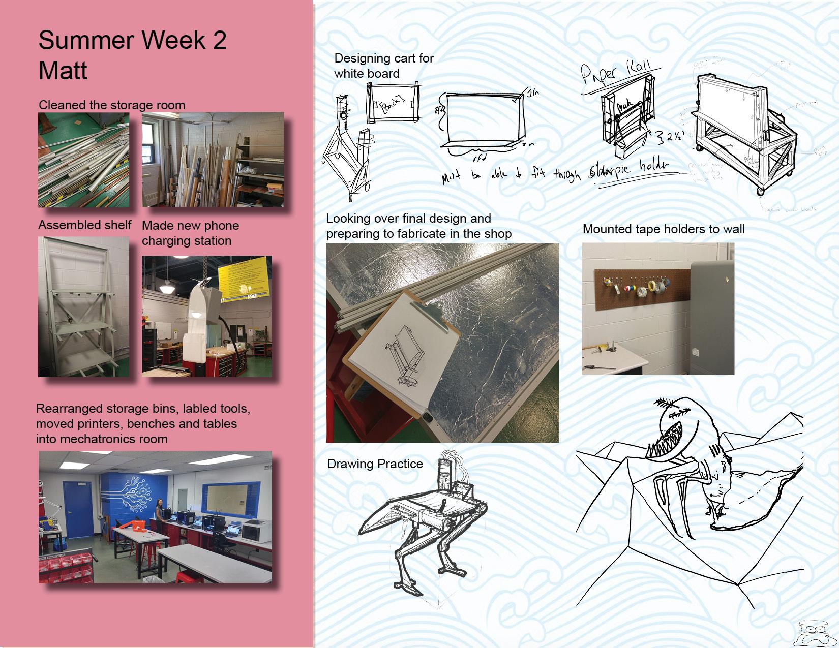 Week 2 Matt