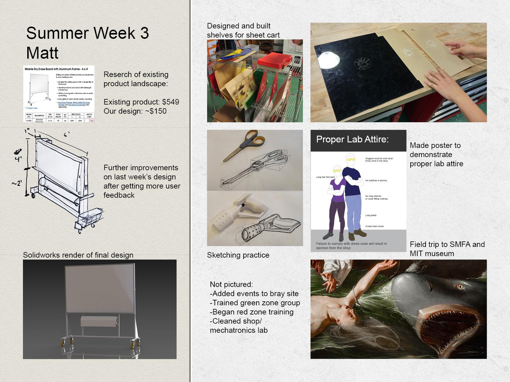 Week 3 Matt