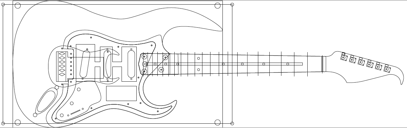 Electric Guitar Build – Bray Lab