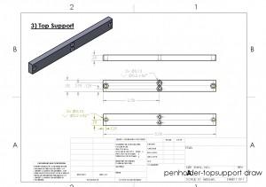 penholder-topsupport draw