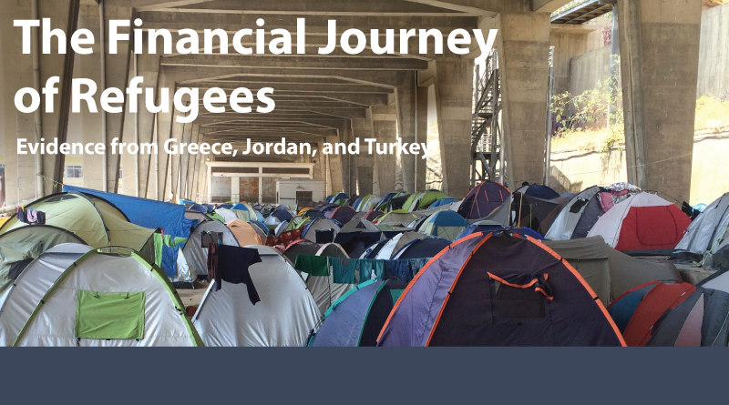 Kim Wilson: The Financial Journeys of Refugees