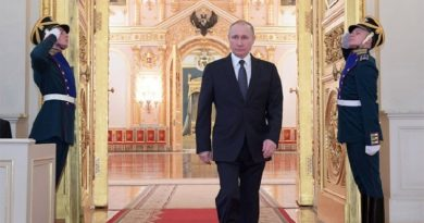 Back To the Future: The Kremlin's Vision of the Russian Information Society