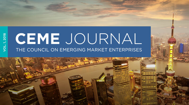 CEME Journal: Vol. 1, 2018 – Digital Goods for Digital Good