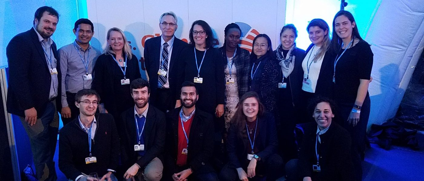 COP23 in Bonn: CIERP Attends Climate Negotiation Conference