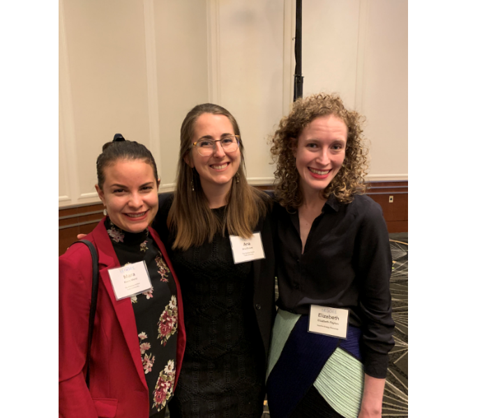 CIERP Students Attend the 2019 NEWIEE Gala