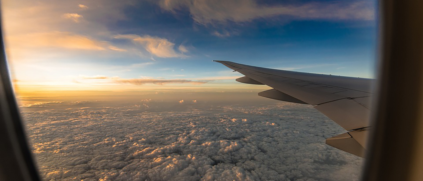 CIERP's commitment to carbon offsets for flights