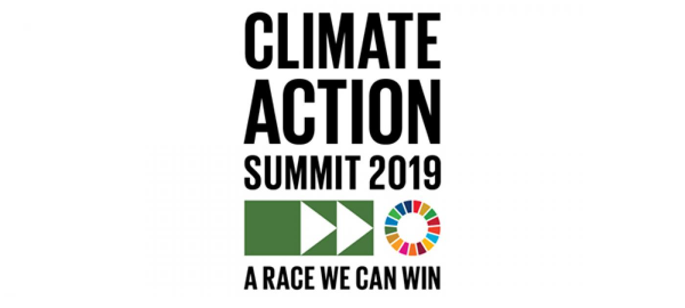 Climate Action Summit logo