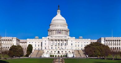 Photo of the United States Capitol building in Washington, DC