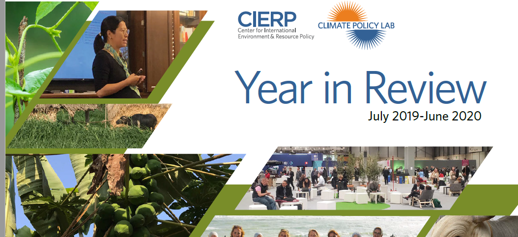 CIERP releases its 2019-2020 Year in Review