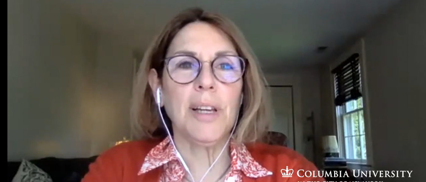 "Watch Amy Myers Jaffe's book talk with Columbia University on ""Energy's Digital Future"" now"