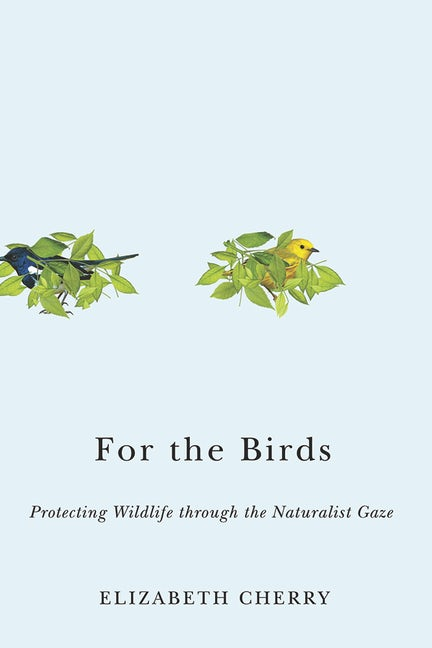 For the Birds: Protecting Wildlife with the Naturalist Gaze