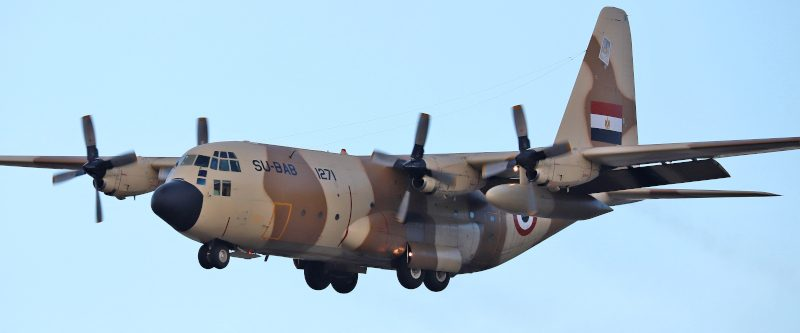 Lockheed's Egyptian Agent and the C-130