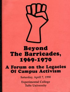 Beyond the Barricades Forum Materials, 1990