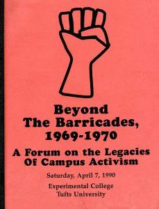Beyond the Barricades Forum Materials, 1990