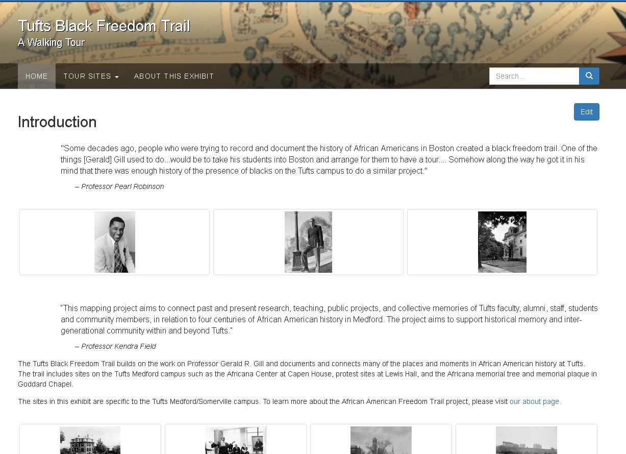 exhibits – Digital Collections and Archives - Tufts University