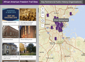 African American Freedom Trail Project