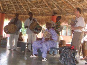Dagomba dance-drumming homepage
