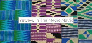 Yewevu homepage