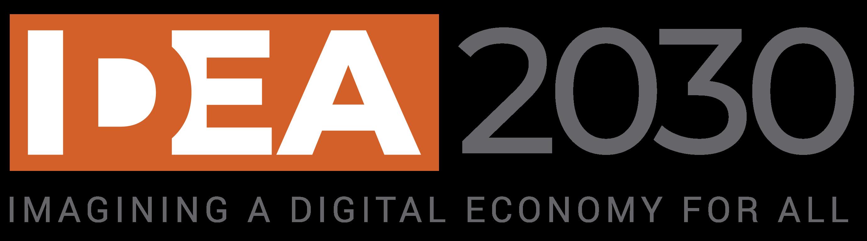 IDEA 2030 logo