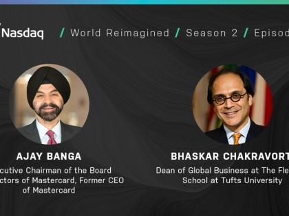 Inclusive Leadership: Closing the Digital Divide with Ajay Banga and Bhaskar Chakravorti