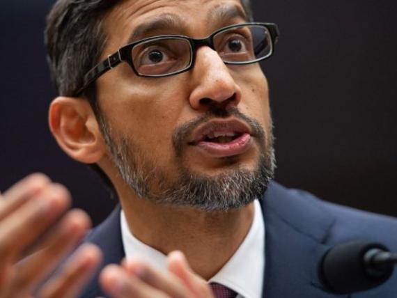 Sundar Pichai testifies in court hearing on Google antitrust policies