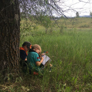 How Helping Children Connect to Nature Can Soften the Impact of the Coronavirus Crisis