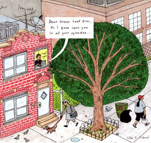 What if You Could Email A Tree?