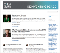 Reinventing Peace - WordPress Blog