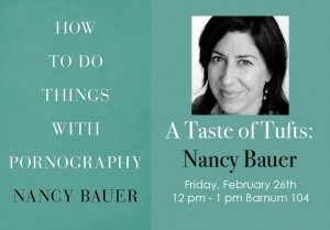 Nancy Bauer event