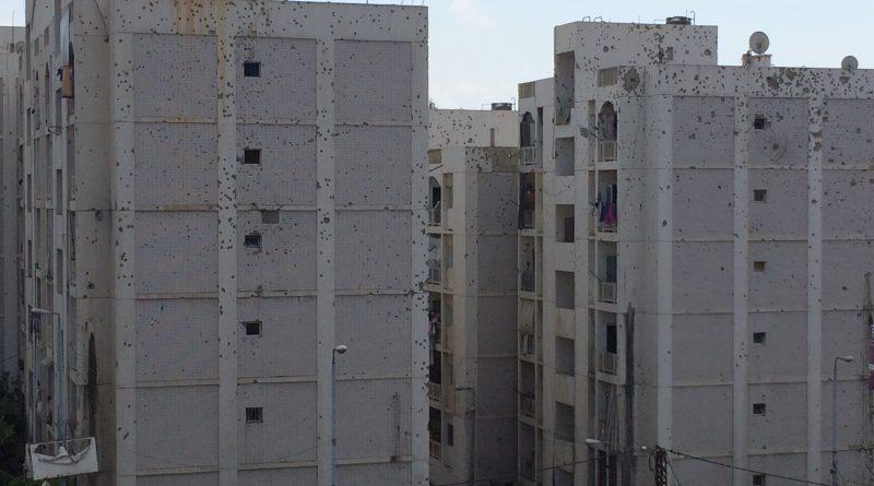 Northern Lebanon's Urban Proxy War