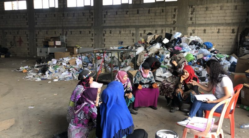 Waste Management in Lebanon: Community-based and Gender-sensitive Solutions