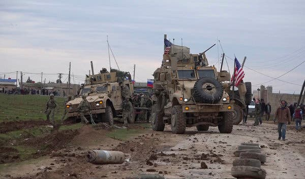 """A New Reality in Northern Syria: The Geopolitics of Trump's Syria """"Withdrawal"""""""